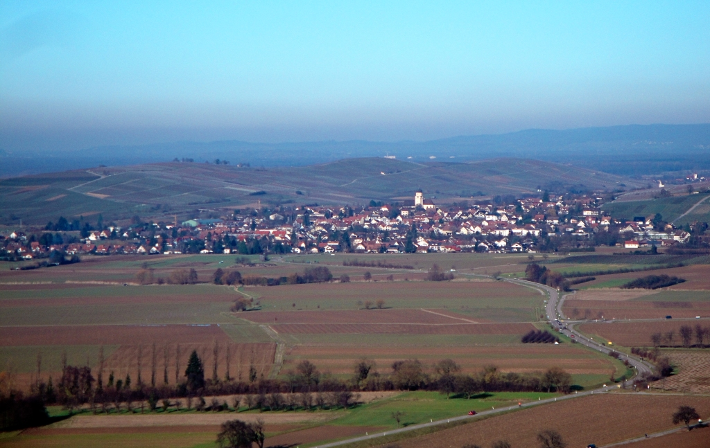 distant view of Staufen